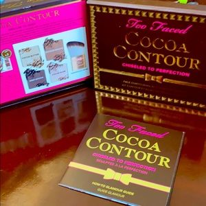 Too Faced Coco Contour palette
